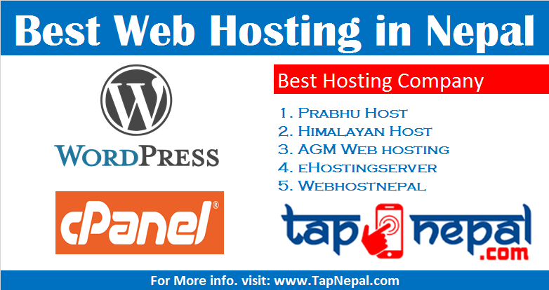 Best Web Hosting in Nepal Cheap Website Hosting Services Company 2020