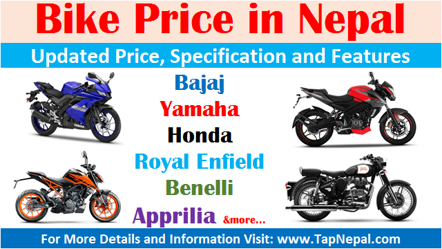 Bike Price in Nepal