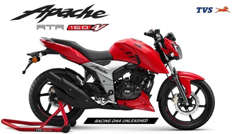 Apache RTR 160 4V Price in Nepal Latest Market Price