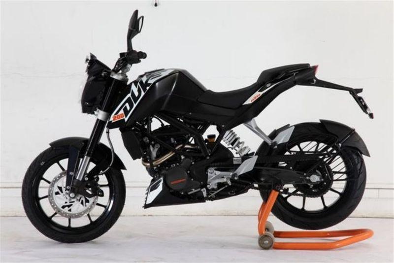 KTM Duke 200 Black Bike Price in Nepal