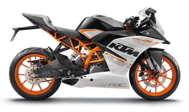 KTM Duke 390 Bike Price in Nepal