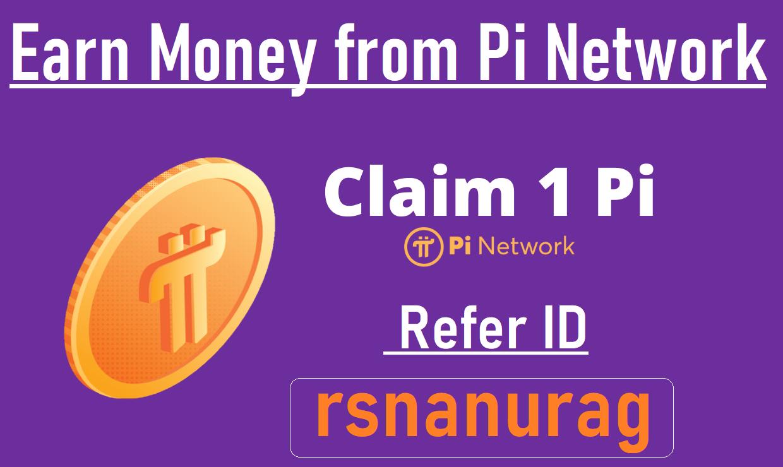 Earn Money for Pi Network App Pi Crypto Mining
