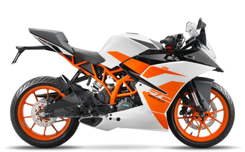 KTM RC 200 Bike Price in Nepal with Specification and Features